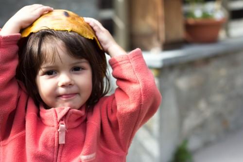 cute polenta hat